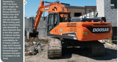 The Smarter Excavator: Burst of tech brings intelligent control to new mid-size models
