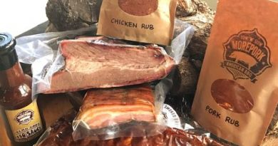 Morepork's meat-loving Bach Box is perfect for Easter BBQs