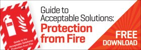 Guide to the Acceptable Solutions:Protection from Fire