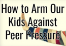How to arm your kid against peer pressure - Podcast