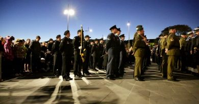 Anzac Day 2018: In remembrance