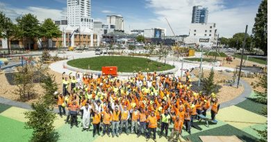 Citycare Group - steadily growing a national presence from the rubble of the Canterbury 'quakes'