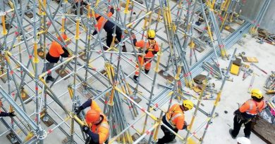 Co-operation key to safety on big projects