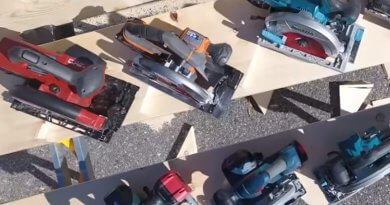 Best Cordless Circular Saw Video Review