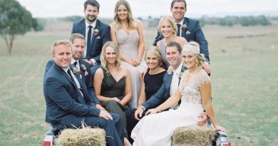 Finding love at Fieldays: Rural Bachelor winner gets the Golden Gumboot, and the girl