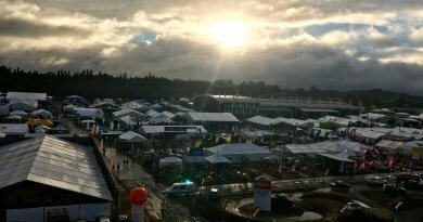 Fieldays open today with plenty of action in store