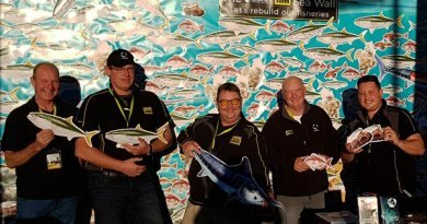 LegaSea at Fieldays with ITM - Come meet the team