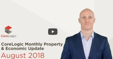 CoreLogic NZ Property Market & Economic Update, August 2018