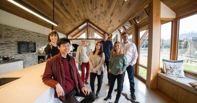 Architectural Technology Graduate influences Queenstown Architecture