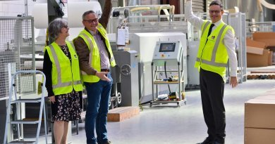Asona wins Waste Minimisation Fund grant to recycle ceiling panels