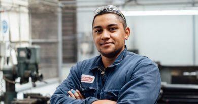 ATNZ Apprentice of the Year swapped uni for on-the-job training