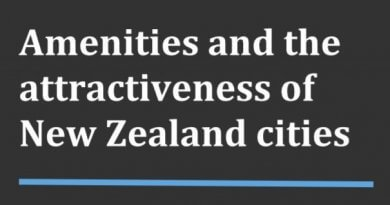 New Zealand's Top Towns To Live and Work