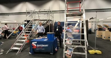 SafeSmart Access impressive range on display at AKL Build Expo