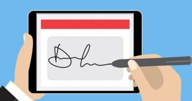 Electronic signatures – uses and risks