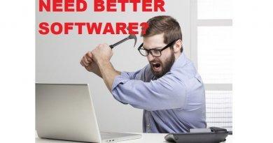 Need better software? Free webinar this Thursday 11.30am