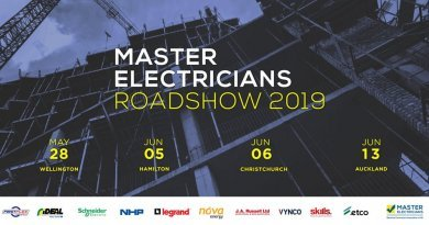 Master Electricians Roadshows 2019: EV Charging, Mental Health, Licensing & more