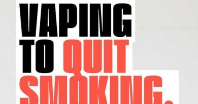 Vaping to quit smoking & vaping facts - new Govt website