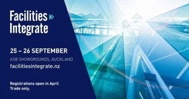 Save the date for Facilities Integrate New Zealand 2019