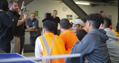 New generation of inspectors meets the next generation of builders