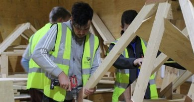 Govt focus on construction trades training for $40B capital and infrastructure investment