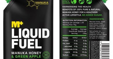 'Next level' sports fuel from Manuka Performance - 20% off with Builders Base
