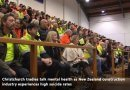 Christchurch tradies talk mental health - watch video