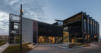 University of Waikato Tauranga CBD Campus' triple win at property awards