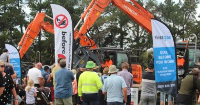 Peeling watermelon and pouring tea - NZ's national excavator competition has new name with CablePrice