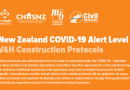 OFFICIAL Alert Level 2 Covid-19 Construction Protocols from CHASNZ