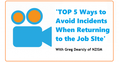 WEBCAST: Top 5 Ways To Avoid Incidents When Returning to the Job Site