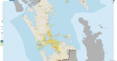 Akl Council Geospatial Maps offers data for property, rating, underground services & parks