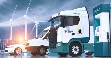 Manawatu fuels decarbonised transport through green hydrogen