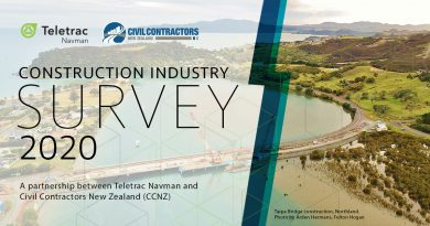 Shovel-ready delays, but stability ahead for civil construction in NZ