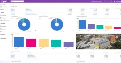 MYOB launches new cloud solution tailored for construction industry