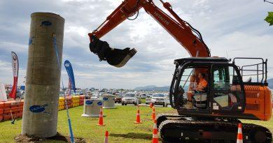 Veteran operator wins Nelson Marlborough excavator competition