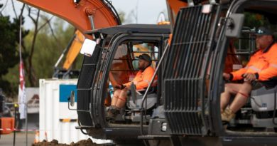 Champion excavator operator wins second national title