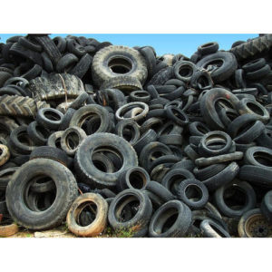 Sustainable disposal solution for waste tyres in cement manufacturing a New Zealand first