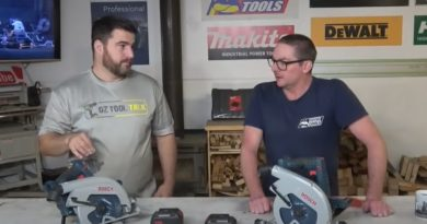 Tool Review: Bosch's two BITURBO line Circular Saws