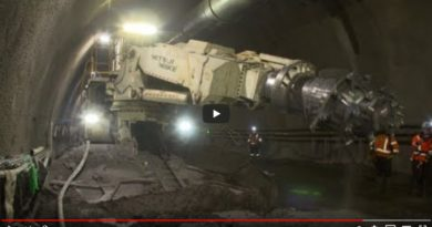 Take a tour deep underground as work on Auckland City Rail Link continues